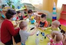 В Неплюевском детском саду работала лаборатория