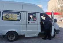 112 нарушений правил дорожного движения совершили водители автобусов