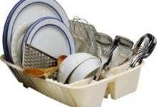 Нужна посуда и белье