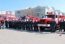 Пожарной охране России – 365!