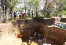 Карталинские археологи в экспедиции на Каменном амбаре