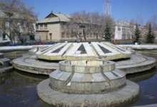 Карталинский городской фонтан разрушается