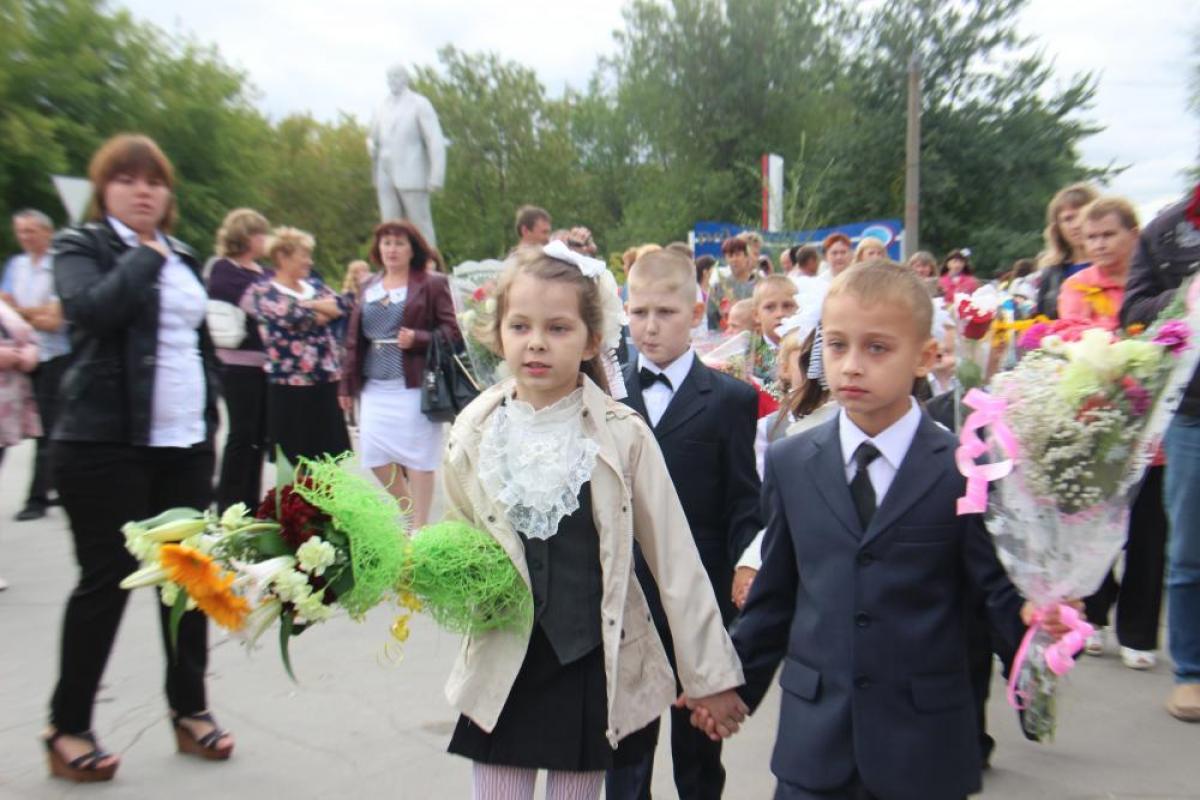 День знаний – в Карталинском муниципальном районе