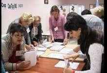 В Челябинской области продолжается обработка бюллетеней
