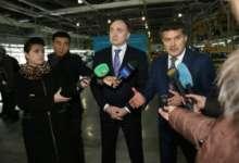 Борис Дубровский ответил на вопросы костанайских журналистов