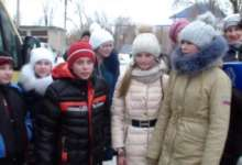 Вот так подарок! Карталинские дети побывали в Кремле
