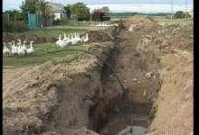 Еще 10 километров труб водопровода заменят в поселениях Карталинского района