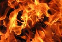 В Карталинском районе при пожаре погиб человек