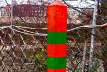 В приграничном поселке Карталинского района установят памятный столб