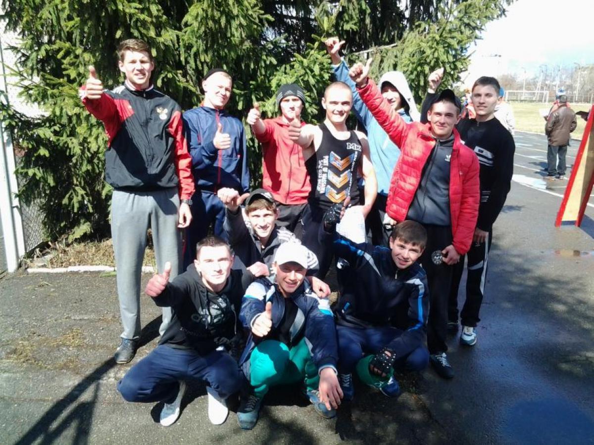 Карталинские студенты готовы к труду и обороне