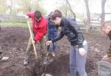 В Карталинском районе разрастаются сады выпускников