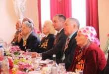 В Карталах прошло чествование ветеранов и тружеников тыла