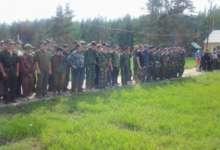 Карталинские студенты прошли школу молодого бойца