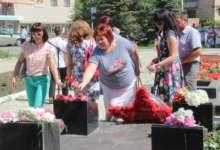 Карталинцы провели митинг, посвященный дню памяти и скорби