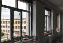 В карталинской школе начался капитальный ремонт