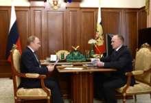 Владимир Путин и Борис Дубровский говорили о развитии региона