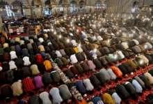 У мусульман сегодня праздник