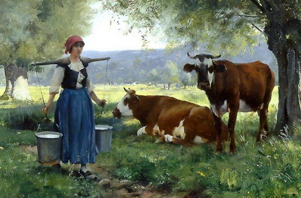 Открытка день сельских женщин
