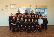 Карталинские полицейские побывали в гостях у кадетов