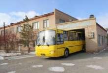 Карталинские автотранспортники к профессиональному празднику получили в подарок новый автобус