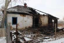 В Карталинском районе в пожаре погиб человек