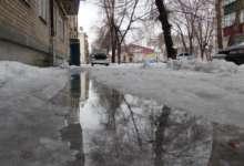 Сюрпризы уральской погоды - дожди прошли на территории области