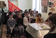 Симонов – навсегда. Карталинские дети изучают творчество поэта