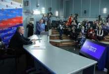 Более 50 областных СМИ пообщались с губернатором