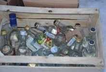 В Карталах вчера уничтожили более 40 литров опасного напитка