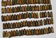 В Карталах сотрудники транспортной полиции изъяли из незаконного оборота боеприпасы