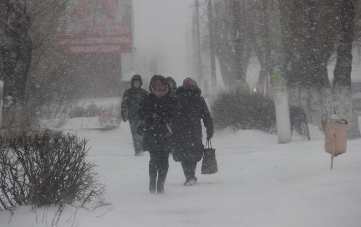 В Челябинской области ожидается снегопад