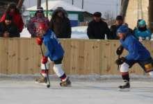 Все на хоккей! В субботу финал среди сельских команд