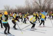 Карталинцы готовятся к лыжне!