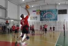 Карталинские волейболисты провели финал