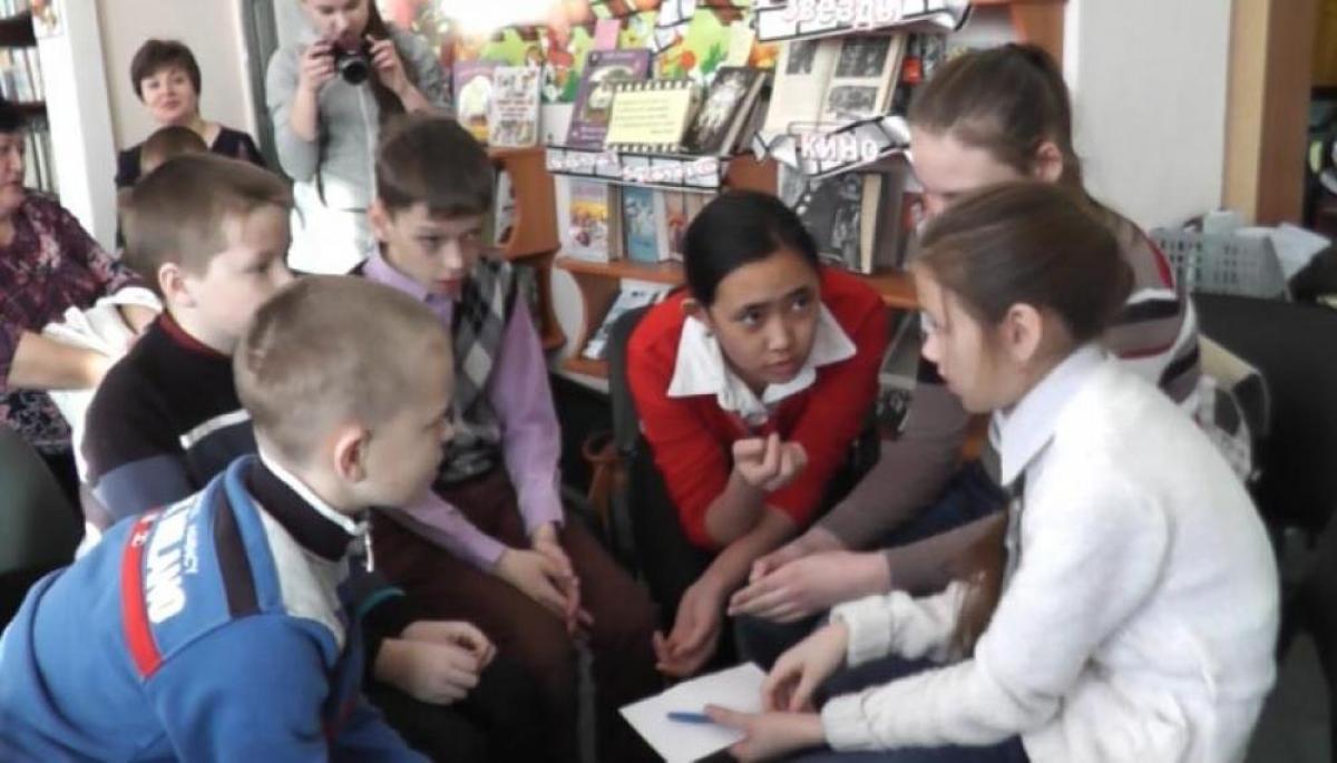 В Карталах прошла районная детская познавательная игра «Что? Где? Когда?»