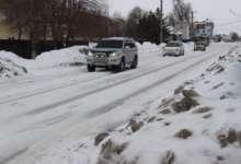 Уральская погода вновь устроила проверку городским коммунальщикам