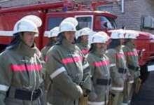 Более 150 раз привлекались карталинские добровольные пожарные дружины на тушение пожаров