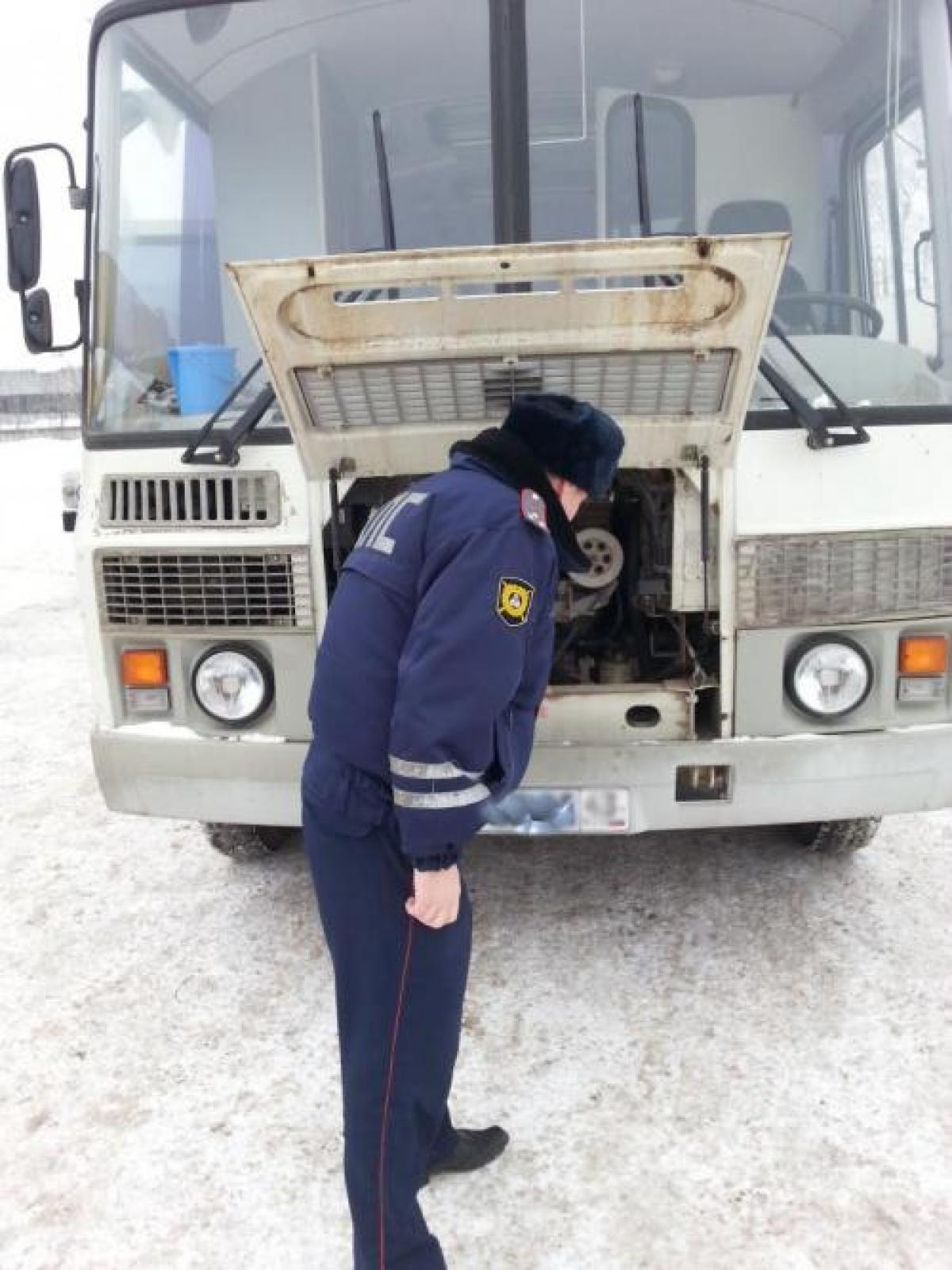 В Карталах проходит профилактическое мероприятие «Автобус»