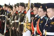 Юных кадетов с юбилеем поздравили сотрудники МО МВД России «Карталинский»