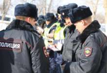 Полицейские города Карталы прошли рейдом по району