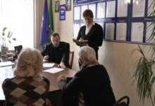 Карталинцев принимали помощники депутата