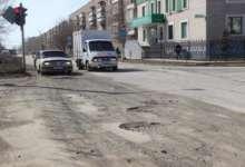 В Карталах сегодня две беды. Одна из них – плохие дороги