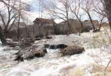 В Карталинском районе угроза большой воды мобилизовала силы