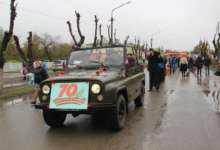 Карталинцы 9 Мая пройдут парадным строем