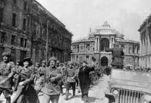 День в истории России. Освобождение Одессы
