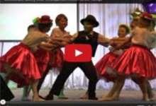 «Веселый каблучок» объединил любителей танца