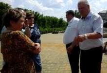 Депутаты вывезли Марченко на фонтан