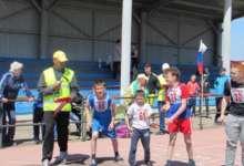 Юные спортсмены расширяют рамки своих возможностей