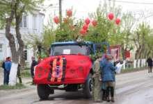 Карталинцы готовятся к праздничному шествию