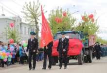 В Карталах проходят праздничные мероприятия в честь Дня Победы